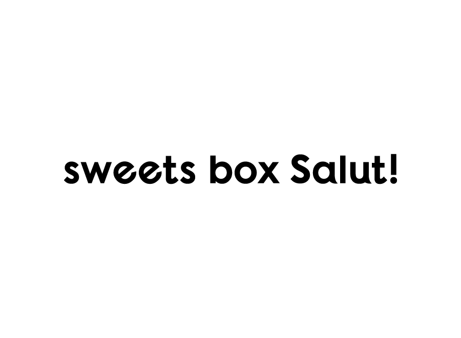 sweets box Salut!